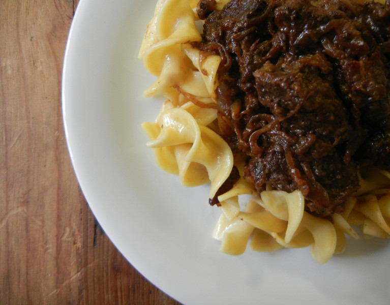 Beef Carbonnade - Red Hot and Hungry