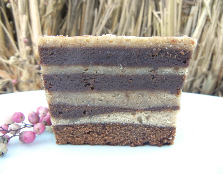 Cinnamon-Chocolate Spekkuk, an Indonesian Spice Cake - Red Hot and Hungry