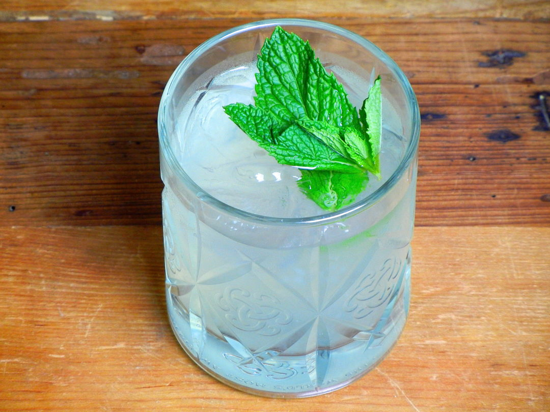 Mint Lemonade - Red Hot and Hungry