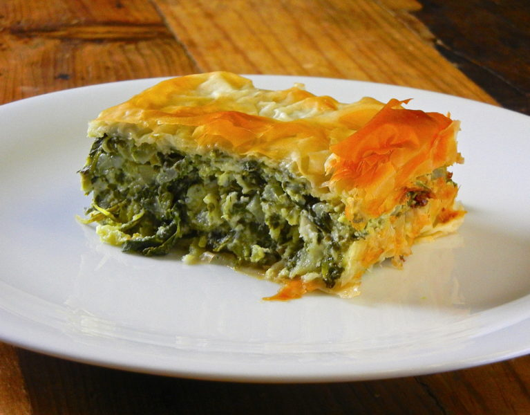 Herb Pie - Red Hot and Hungry