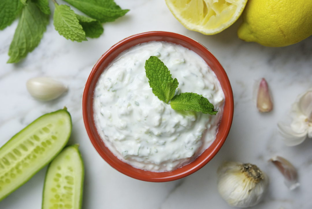 Tzatziki Sauce - Red Hot and Hungry